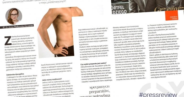 """""""Gentleman Magazine"""" Czerwiec 2018"""