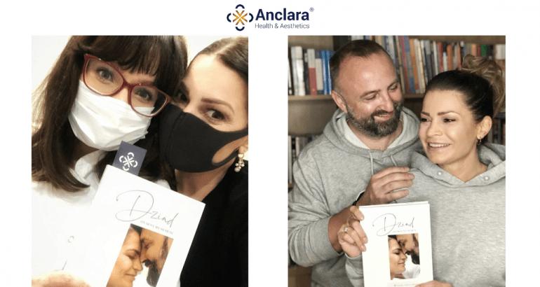 Anclara H&A patronem książki Joanny Górskiej, czyli o przyjaźni pacjent-lekarz.